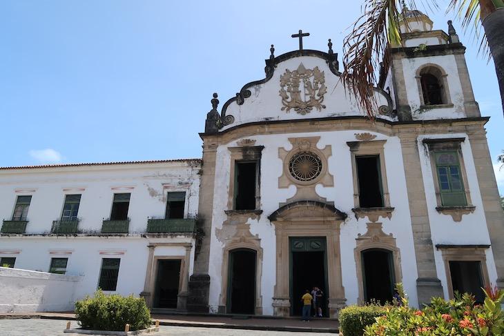 Mosteiro de São Bento em Olinda - Pernambuco - Brasil © Viaje Comigo