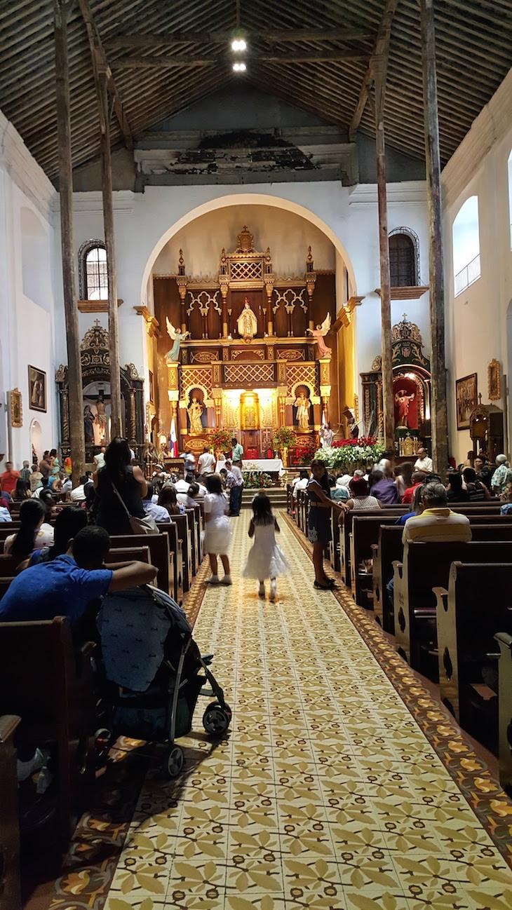 Nossa Senhora de la Merced - Cidade do Panamá © Viaje Comigo