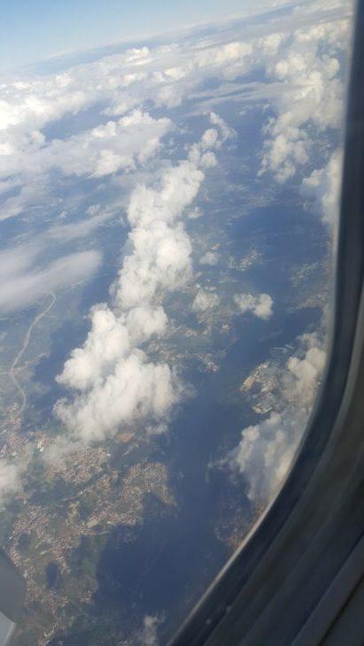 Voo com Royal Air Maroc © Viaje Comigo