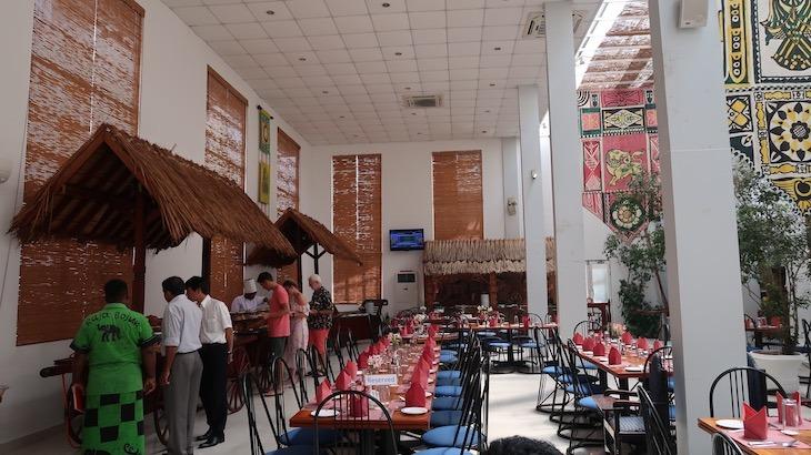 No Restaurante Raja Bojun - Colombo - Sri Lanka © Viaje Comigo