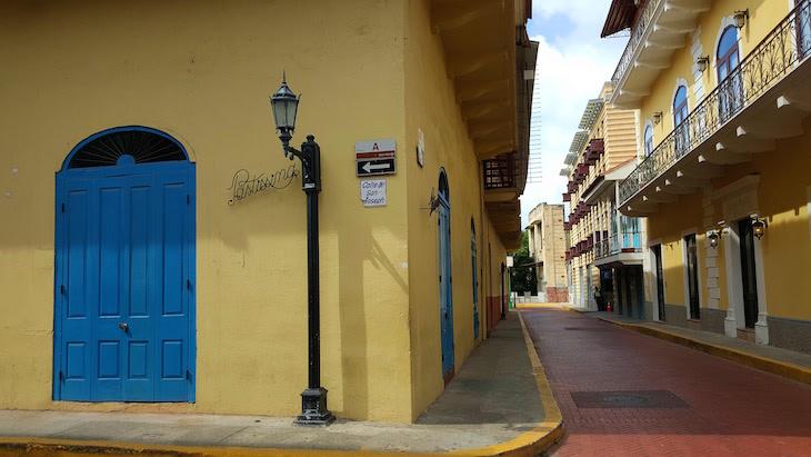 Centro Histórico da Cidade do Panamá © Viaje Comigo