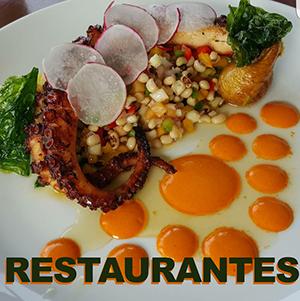 Restaurantes © Viaje Comigo