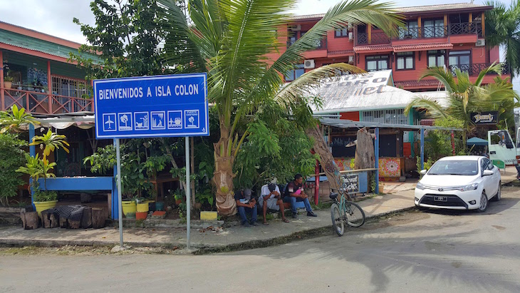 Saída do Ferry - Isla Colon - Bocas del Toro, Panamá © Viaje Comigo