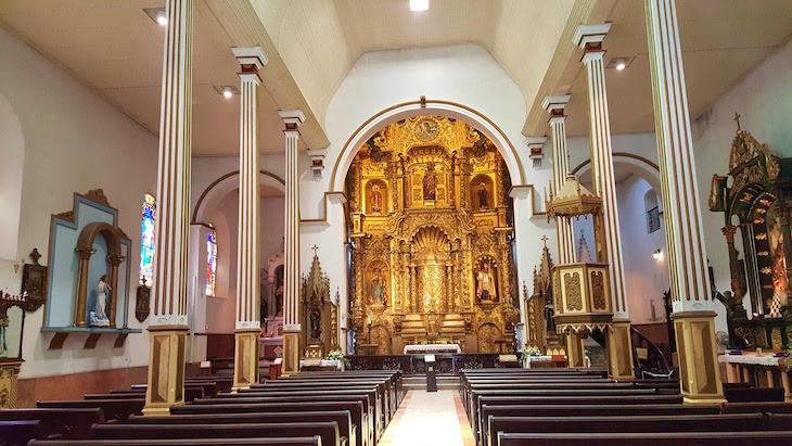 Igreja San Jose - Centro Histórico - Cidade do Panamá © Viaje Comigo