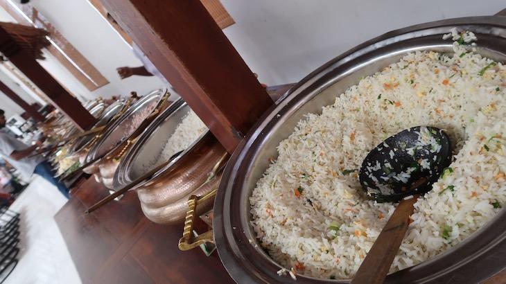 Arrozes -Restaurante Raja Bojun - Colombo - Sri Lanka © Viaje Comigo