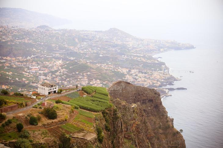 Vista do Cabo Girão - Madeira © Débora Pinto