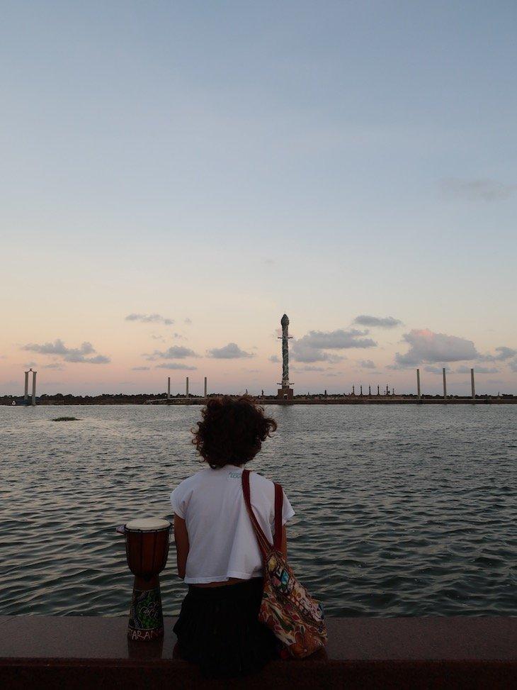 Vista para Parque das Esculturas - Recife - Pernambuco - Brasil © Viaje Comigo