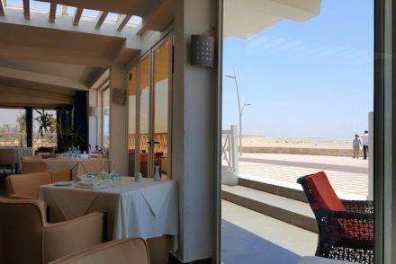 Restaurante Le Seven - Essaouira- Marrocos © Viaje Comigo