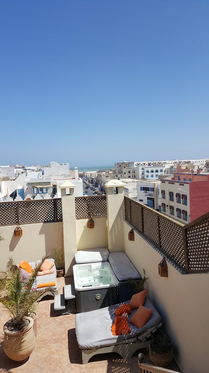 Riad Chbanate, Essaouira, Marrocos © Viaje Comigo