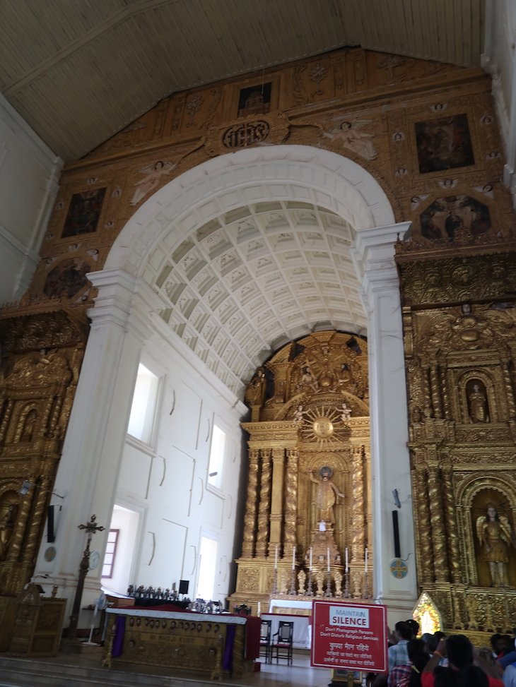 Basílica do Bom Jesus, Goa, Índia © Viaje Comigo
