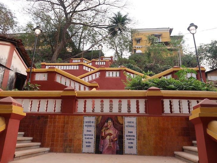 Altinho - Goa - India © Viaje Comigo