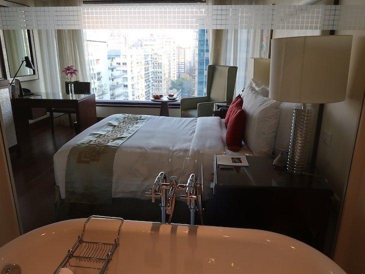 Oberoi Mumbai Hotel - Bombaim - India © Viaje Comigo