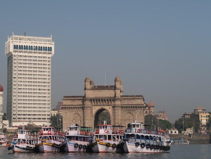 Porta da India - Bombaim - India © Viaje Comigo