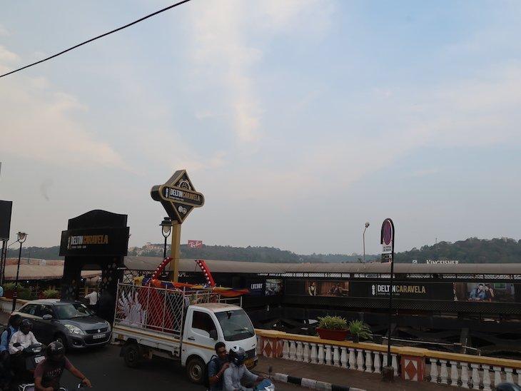 Casinos de Goa - Índia © Viaje Comigo