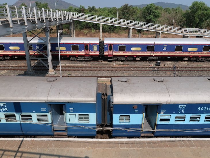 Comboios e Deccan Odyssey - Índia © Viaje Comigo
