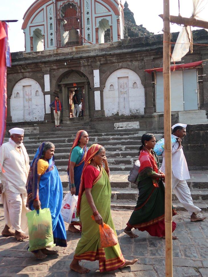 Templo Naro Shankar - Nashik -Maharashtra- India © Viaje Comigo