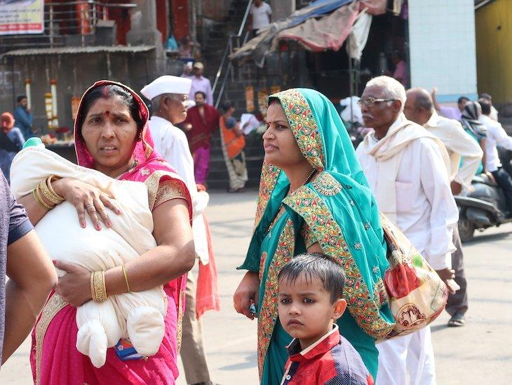 Familias de Nashik -Maharashtra- India © Viaje Comigo