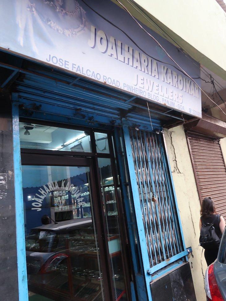 Joalharia em Goa, Índia ©Viaje Comigo