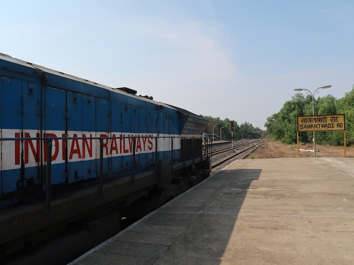 Deccan Odyssey - Índia © The Great India Blog Train