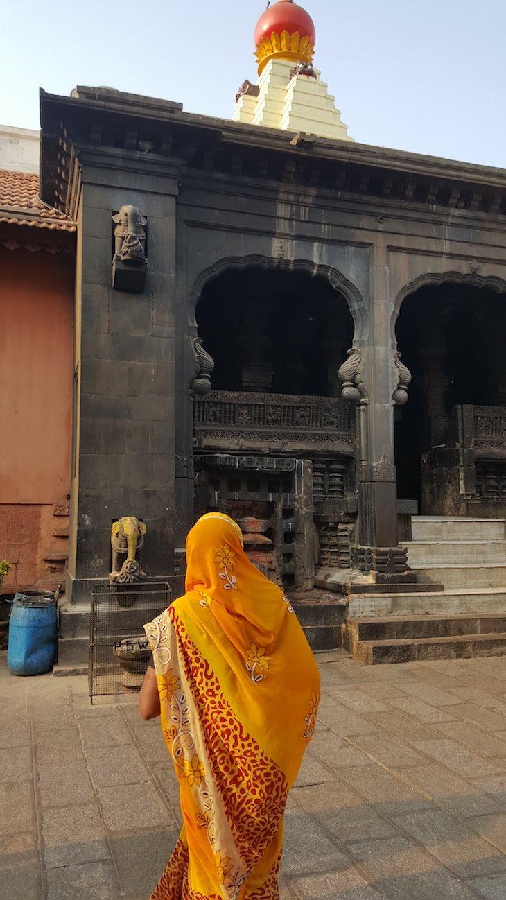Templo Mahalakshm - Kolhapur - India © Viaje Comigo