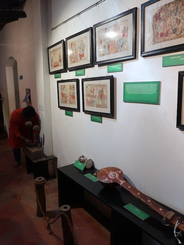 Museu -Pinguli -Sindhudurg - India © Viaje Comigo