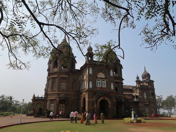 Novo Palacio Museu em Kolhapur - India © Viaje Comigo