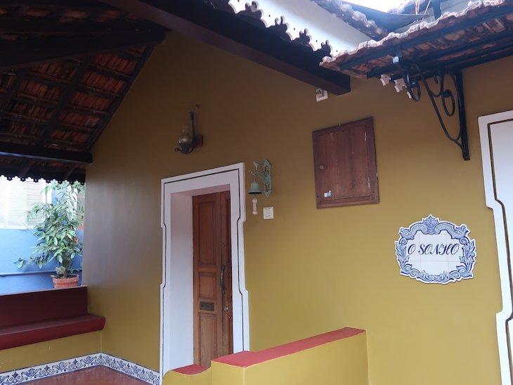 Casa em Goa, Índia ©Viaje Comigo