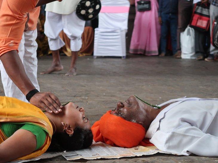 Mardani Khel Kolhapur - India © Viaje Comigo