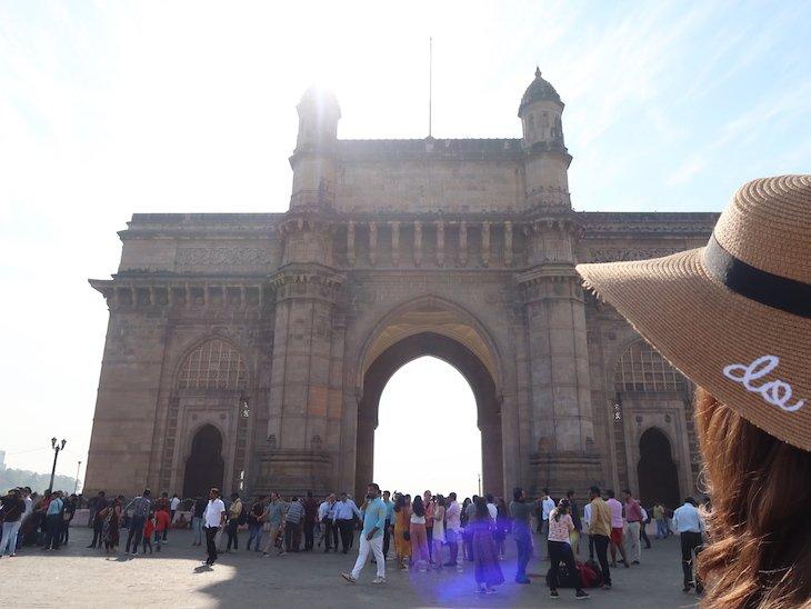 Porta da Índia - Bombaim - India © Viaje Comigo