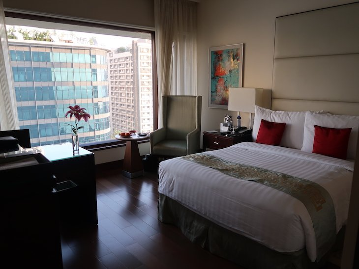 The Oberoi Mumbai Hotel - Bombaim - India © Viaje Comigo