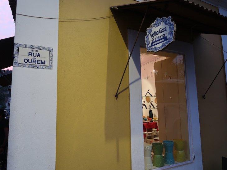 Rua de Ourém - Goa - India © Viaje Comigo
