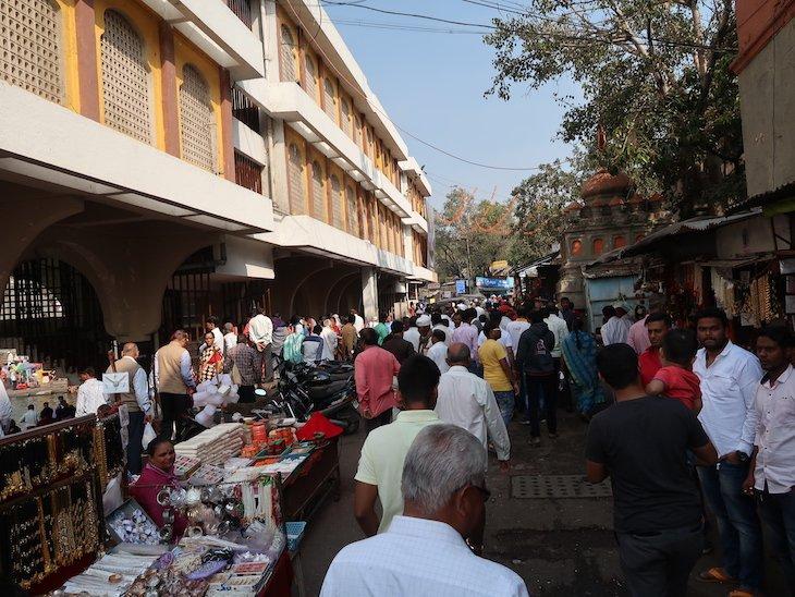 Ruas de Nashik -Maharashtra- India © Viaje Comigo