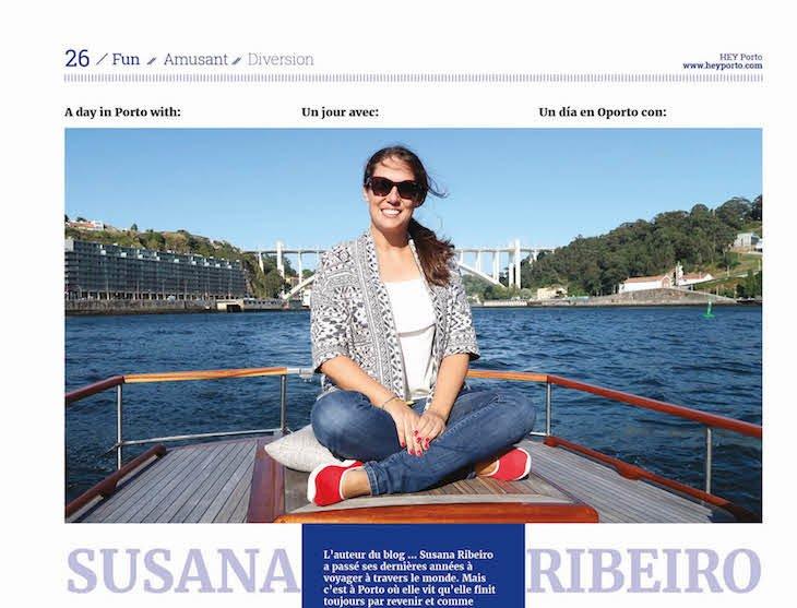 Susana Ribeiro na Hey Porto
