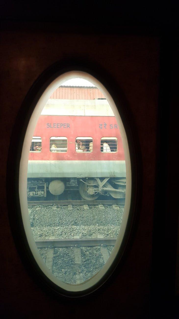 No Deccan Odyssey - Índia © Viaje Comigo