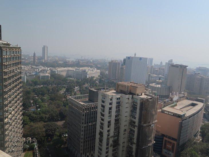 Vista sobre Bombaim do hotel Trident Nariman Point- Bombaim - India © Viaje Comigo