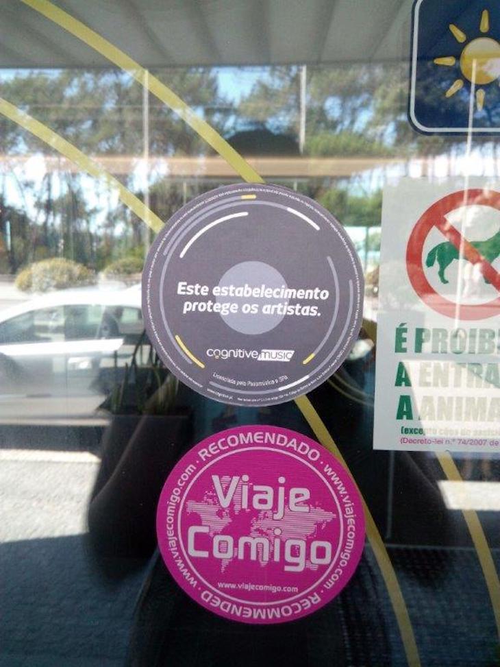 Selo Recomendado do Viaje Comigo no AXIS Ofir - Portugal