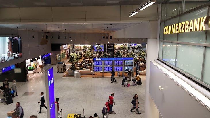 Aeroporto de Frankfurt © Viaje Comigo