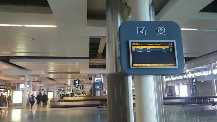 Aeroporto do Porto © Viaje Comigo