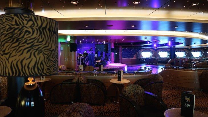 Bar no MSC Magnifica © Viaje Comigo