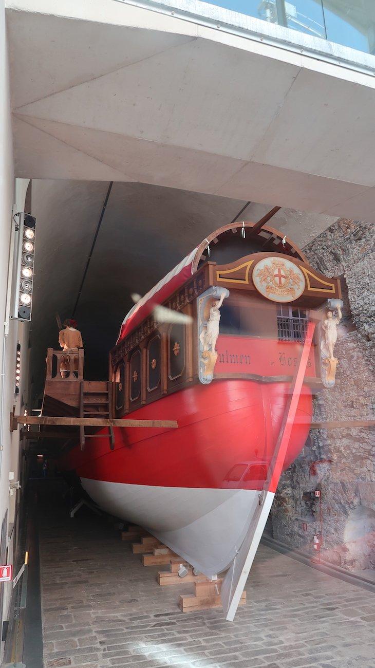 Museu do Mar - Génova - Itália © Viaje Comigo