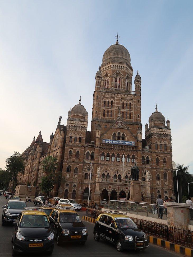 Brihan Mumbai Mahanagarpalika - Bombaim - India © Viaje Comigo