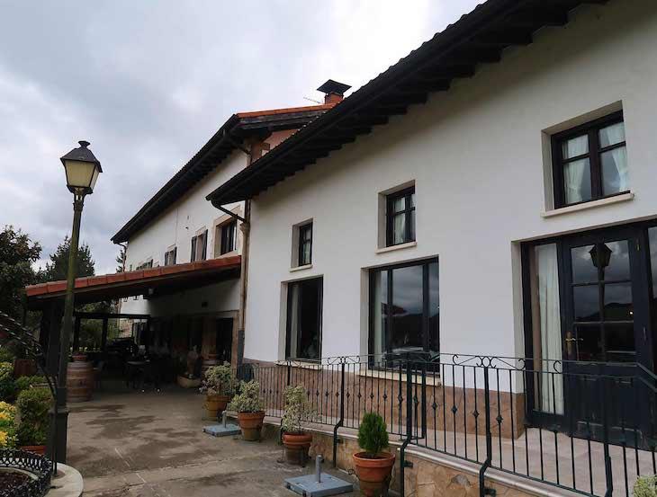 Casa Rural y Restaurante Astei - Muxika, Vizcaya © Viaje Comigo