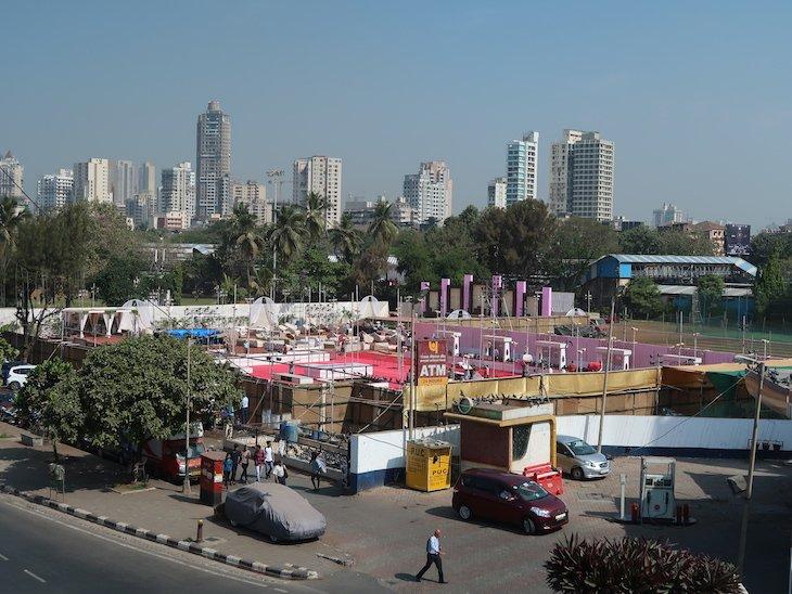 Espaços de casamentos - Bombaim - Índia © Viaje Comigo