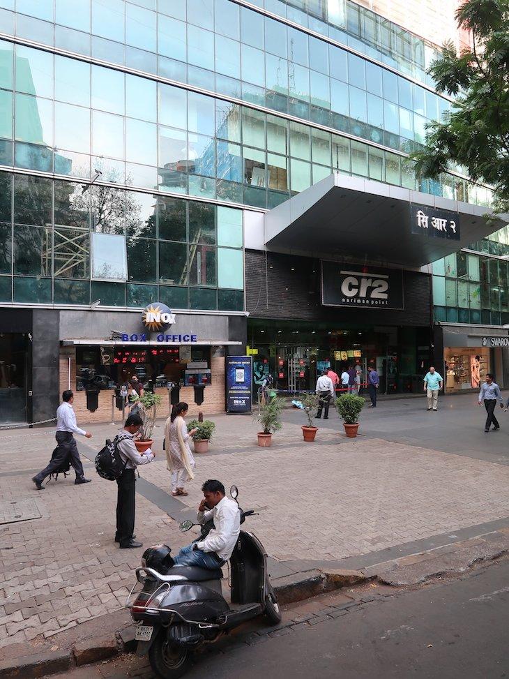 Centro Comercial Bombaim - Índia © Viaje Comigo