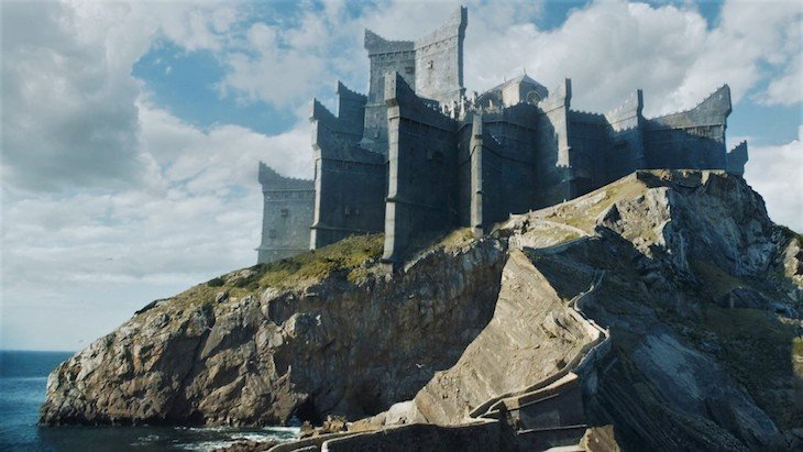 Dragonstone - DR Game of Thrones