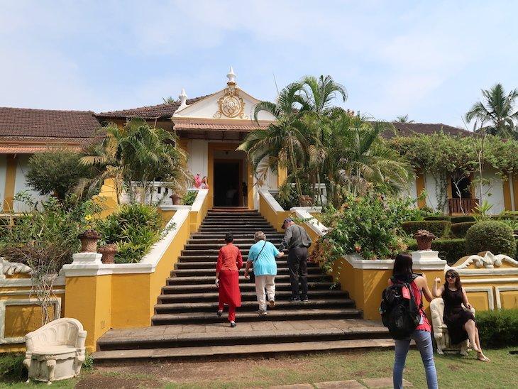 Palacio Deao - Quepem - Goa - India © Viaje Comigo