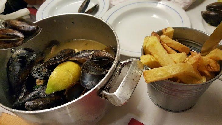 Restaurante Pombeiro - Porto © Viaje Comigo