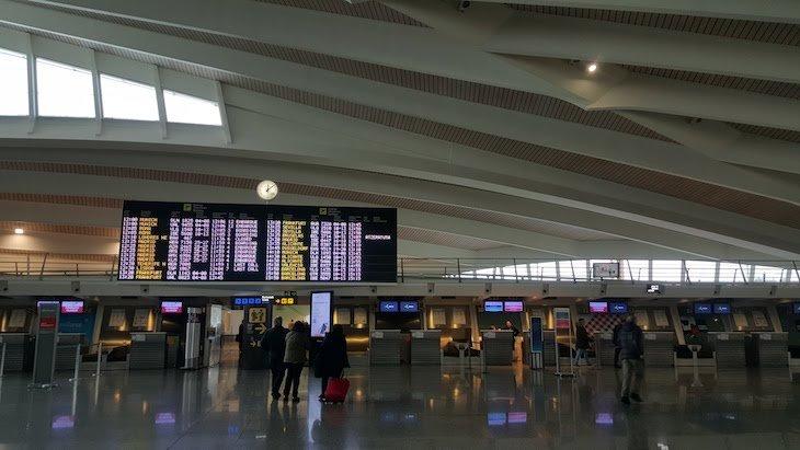Aeroporto Bilbau © Viaje Comigo
