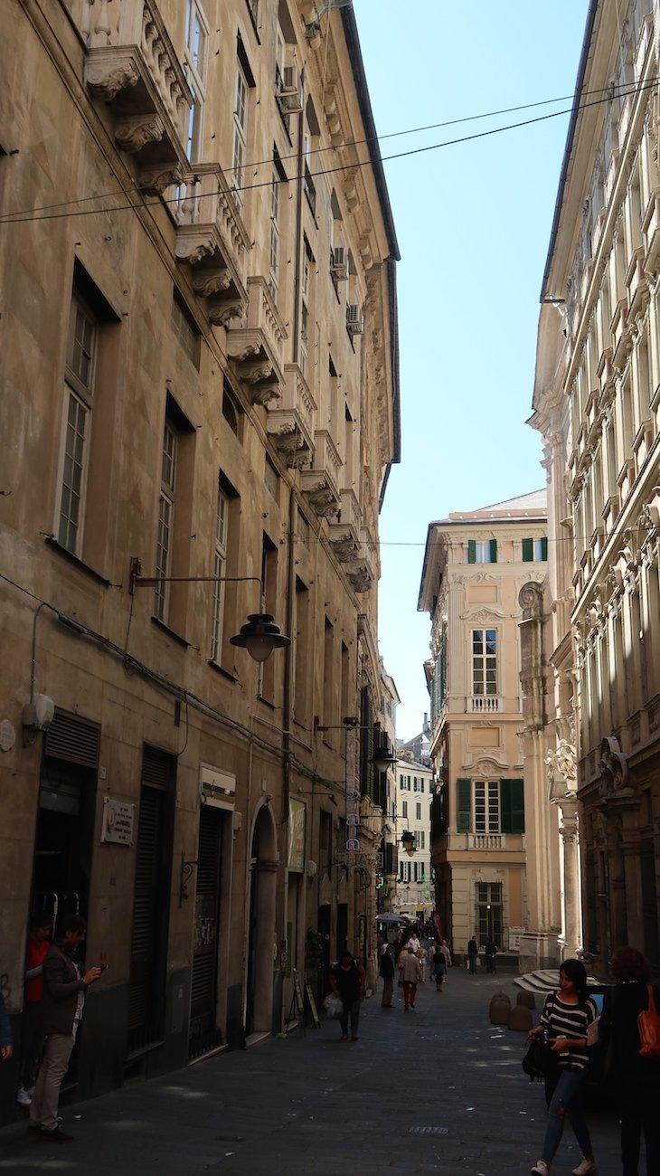 Génova - Itália © Viaje Comigo