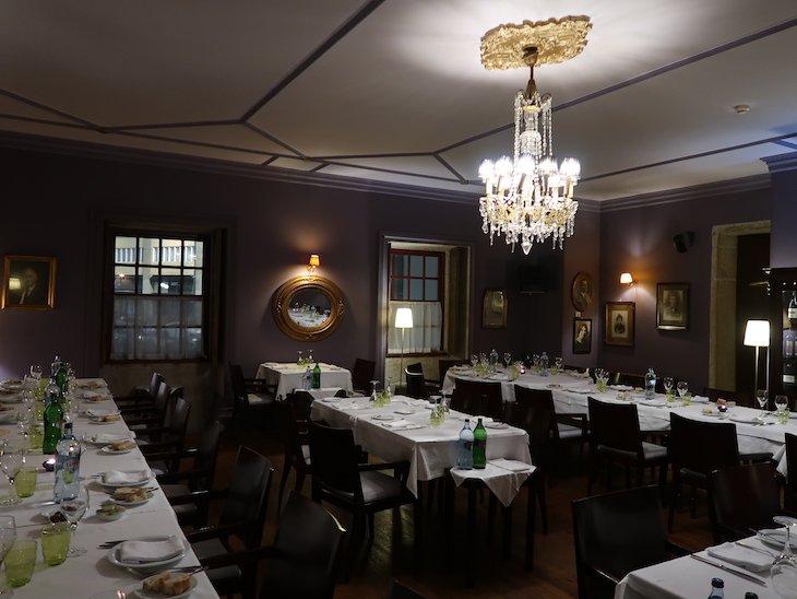 Casa Agrícola Restaurante - Porto © Viaje Comigo